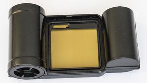 Instamatic cartridge film
