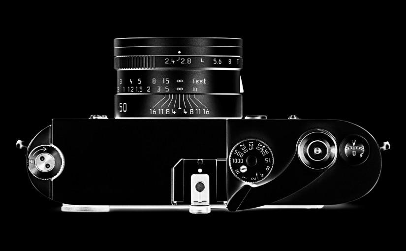 Un cours de photographie