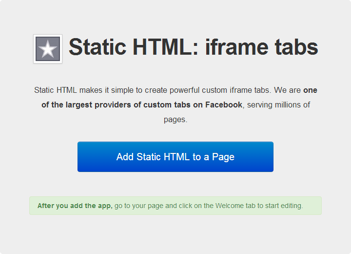 Static HTML: iframe tabs